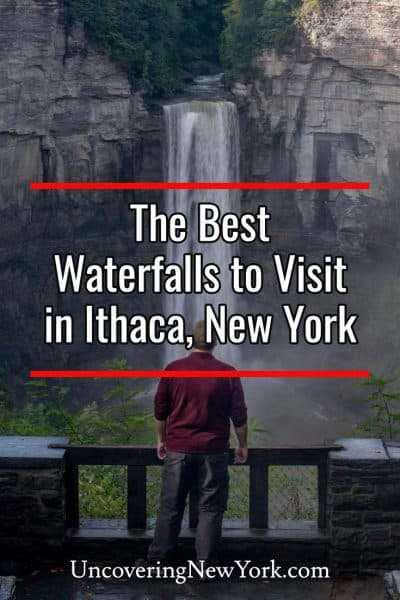The best waterfalls in Ithaca, New York