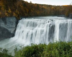 How to See Letchworth State Park's Waterfalls