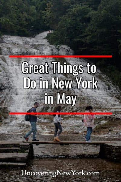 The best things to do in New York in May