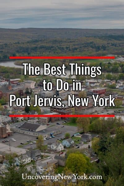 The best things to do in Port Jervis, New York