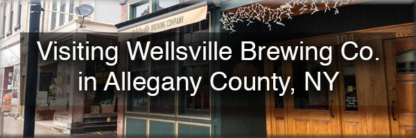 Wellsville Brewing Company in Allegany County, New York
