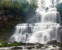 Exploring Chittenango Falls State Park in Upstate New York