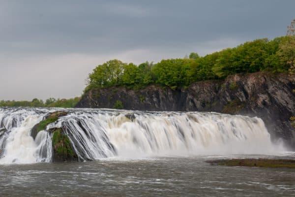 Cohoes Falls near Albany New York