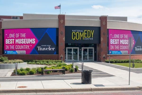 National Comedy Center in Jamestown, New York