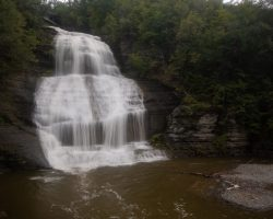 How to Get to Shequaga Falls in Montour Falls, New York