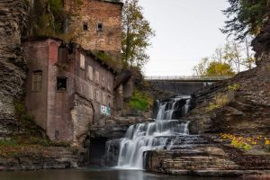 New York Waterfalls: How to Get to Wells Falls in Ithaca, New York