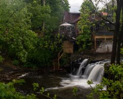 New York Waterfalls: Visiting Woodstock Waterfall Park in Ulster County