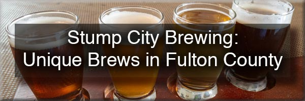 Stump City Brewing in Fulton County, NY