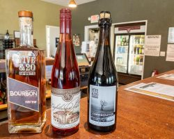 Visiting Mazza Chautauqua Cellars and Five & 20 Spirits and Brewing in Southwestern New York