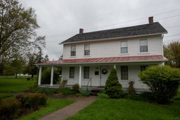 Harriet Tubman Home for the Aged in Auburn, NY