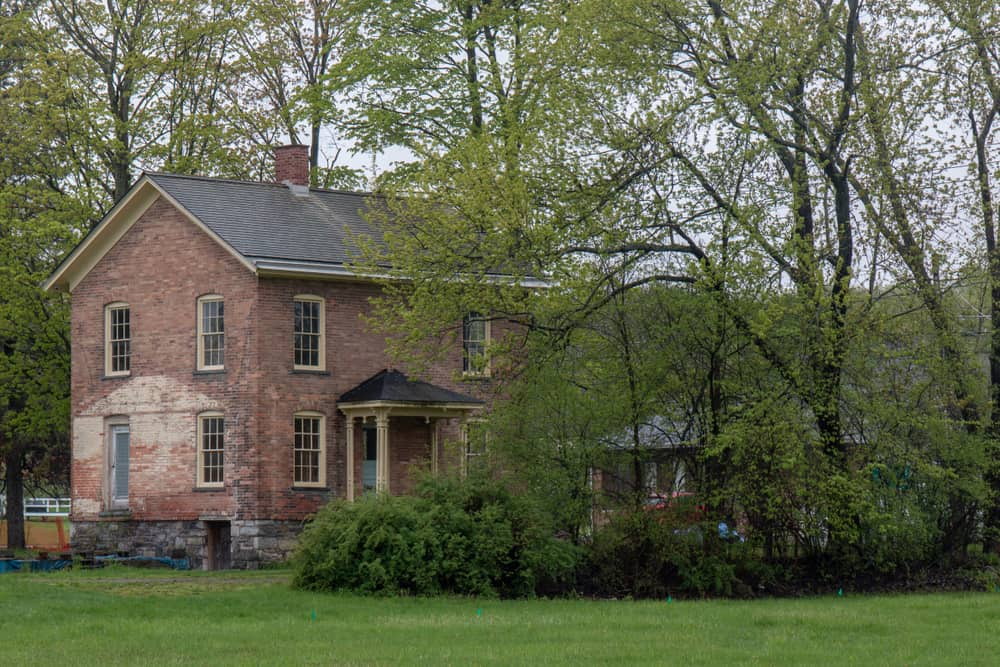 Visiting the Harriet Tubman House in Auburn, NY