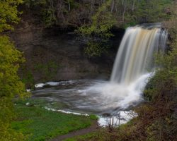 How to Get to Wolcott Falls Park in Wolcott, New York