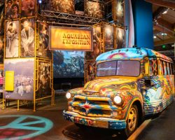 Stepping Back in Time at the Woodstock Museum at Bethel Woods