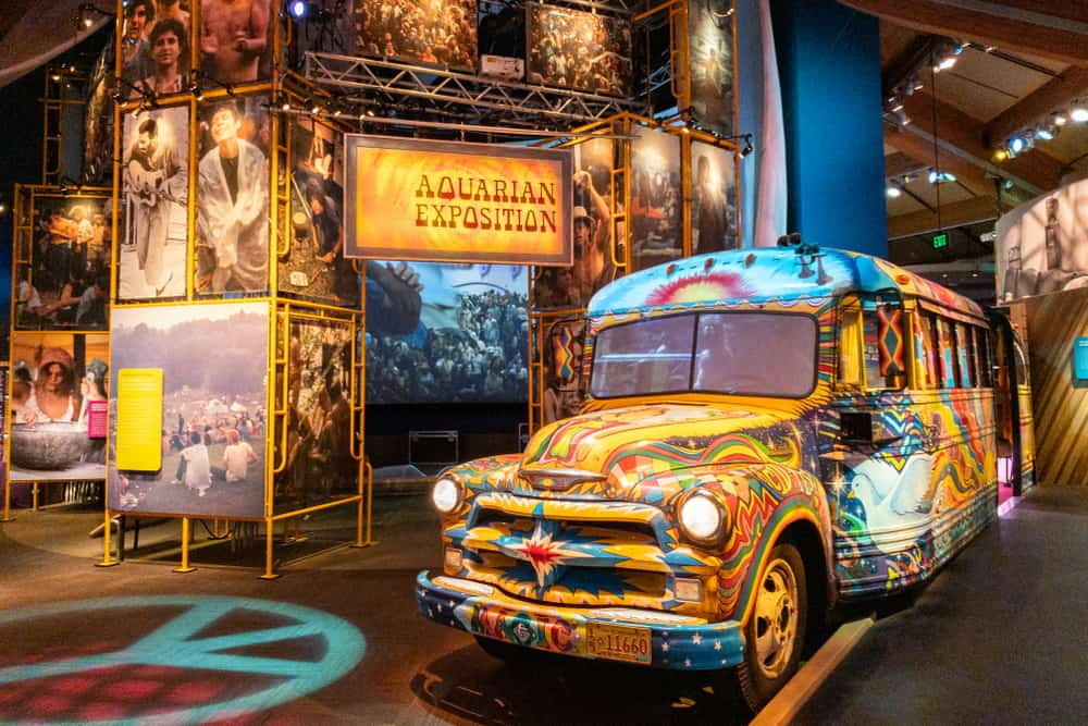 Review of the Woodstock Museum at Bethel Woods in New York