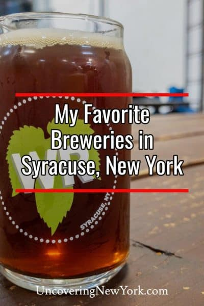 The best breweries in Syracuse, New York