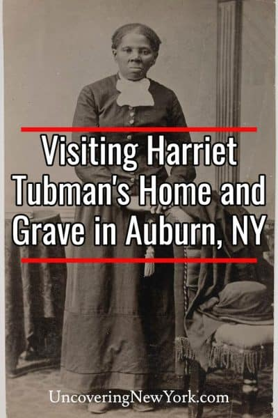Visiting Harriet Tubman's House and Grave in Auburn, New York
