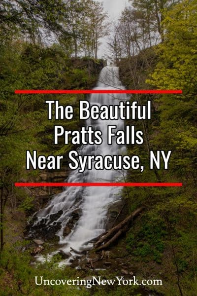 How to Get to Pratts Falls near Syracuse, New York