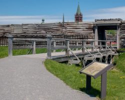 Exploring American History at  Fort Stanwix National Monument in Rome, New York