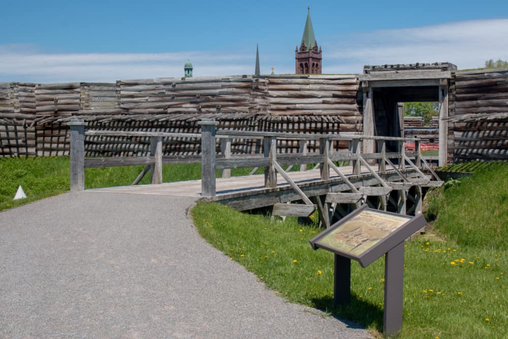 Fort Stanwix National Monument in Rome, NY