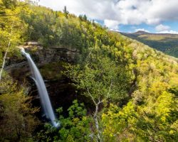 The Best Way to Hike to Kaaterskill Falls in the Catskills