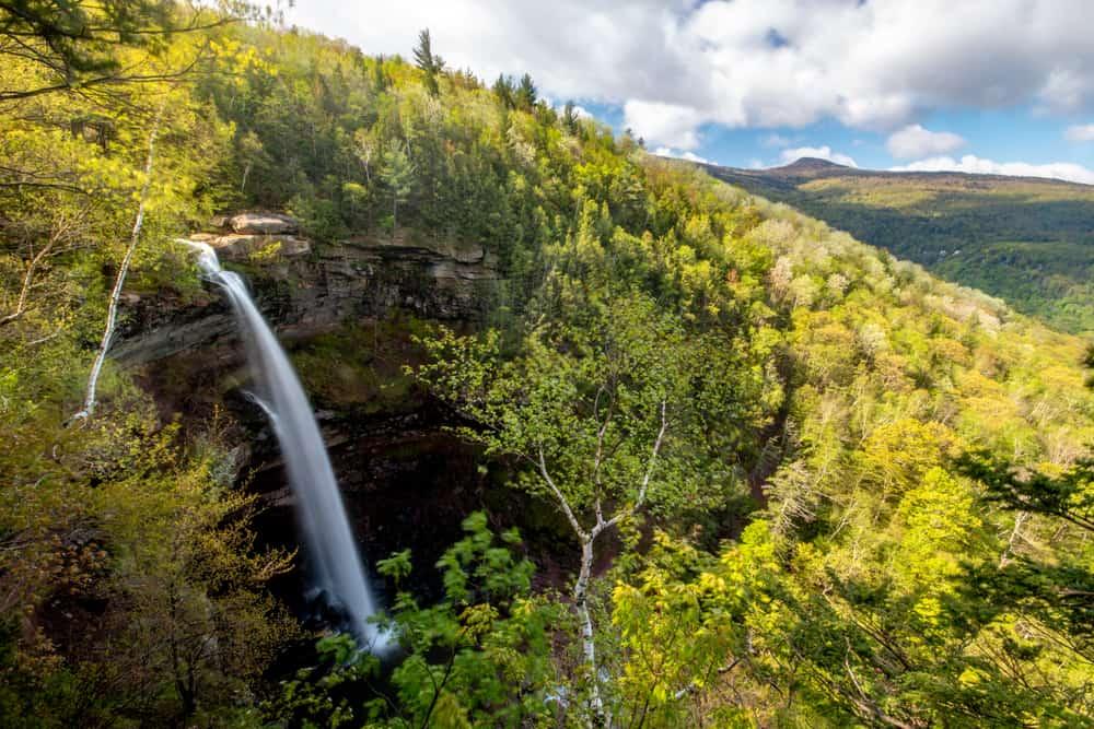 Kaaterskills Falls Hike in the Catskills