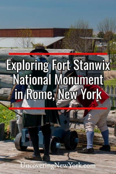 Exploring Fort Stanwix National Monument in Rome, New York
