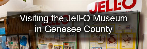 Jello Museum in Le Roy New York