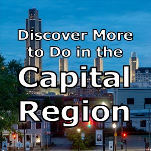 Things to do in the Capital Region
