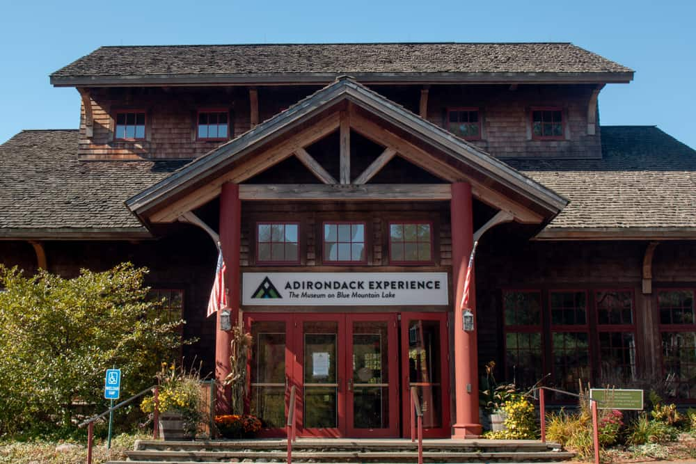 Review of the Adirondack Experience in Blue Mountain Lake NY