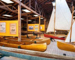 Learning Thousand Island History at the Antique Boat Museum