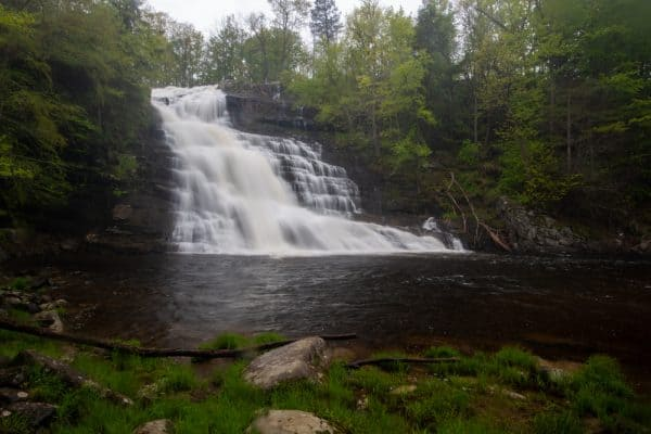 How to get to Barberville Falls near Albany NY