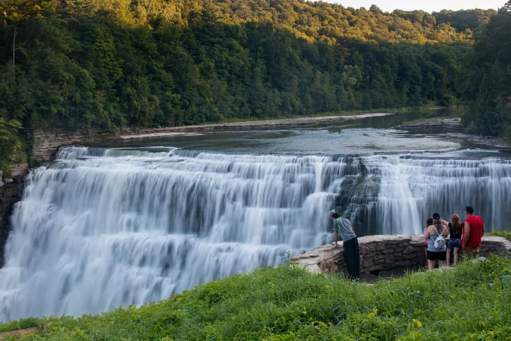 The best Finger Lakes Waterfalls in New York