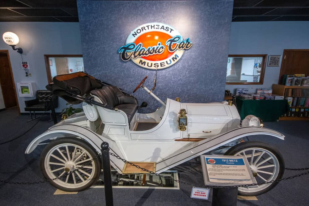 Review of the Northeast Classic Car Museum in Norwich NY