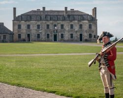 Exploring 300 Years of History at Old Fort Niagara