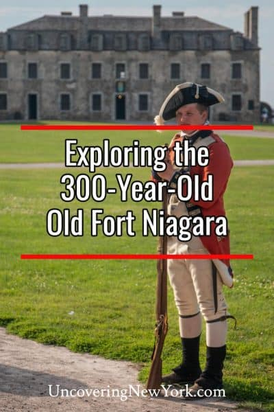 Visiting Old Fort Niagara in Upstate New York