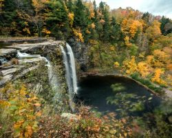 How to Get to Salmon River Falls in Oswego County, New York