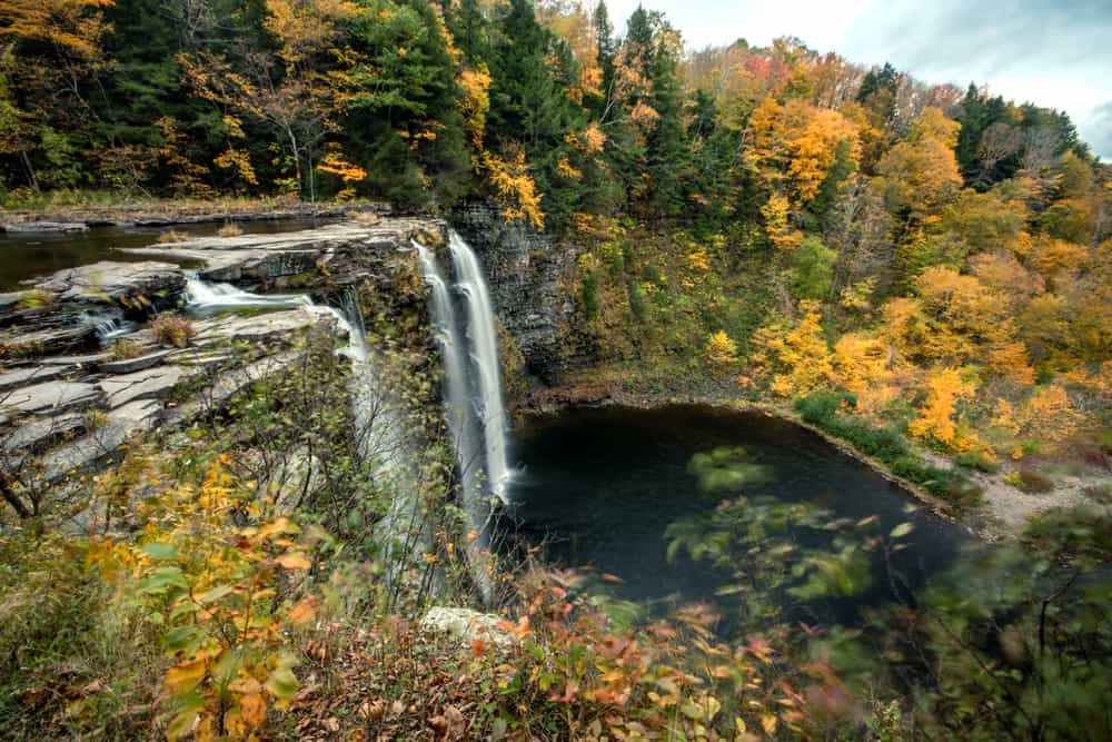 How to get to Salmon River Falls is Oswego County NY