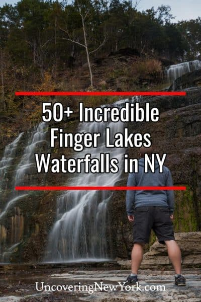 50+ Finger Lakes waterfalls to explore on your next visit to Upstate New York