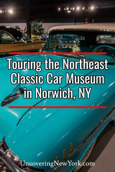 Touring the Northeast Classic Car Museum in Norwich, New York