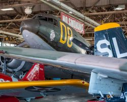 Touring the American Airpower Museum on Long Island