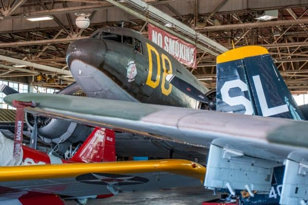 American Airpower Museum in Farmingdale, NY