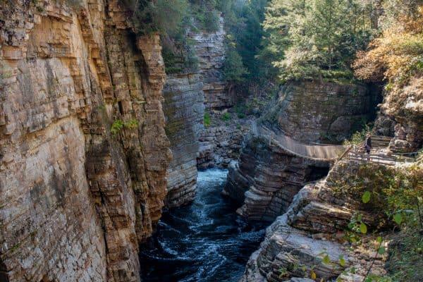 The Grand Canyon of the Adirondacks