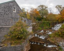 Autumn Fun at Burrville Cider Mill and Its Waterfall