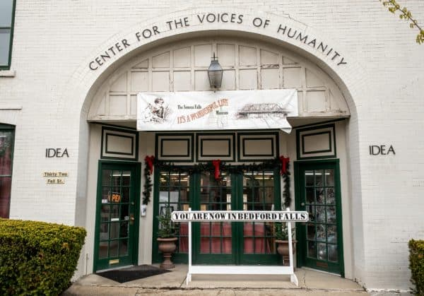 Visiting the It's a Wonderful Life Museum in Seneca Falls NY