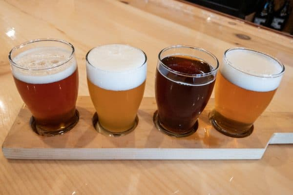 Craft Beer in the Adirondacks at Raquette River Brewing