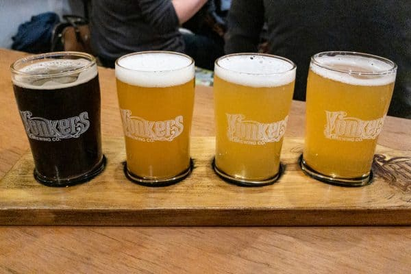 Yonkers Brewing Company in Westchester County New York
