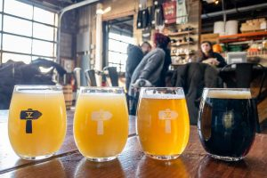 Fifth Hammer Brewing in Queens: One of My Favorite NY Breweries