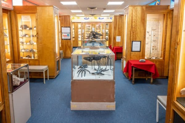 Review of the Hicksville Gregory Museum in Nassau County New York