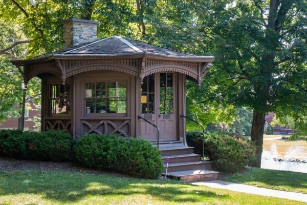 The Mark Twain Study in Elmira New York
