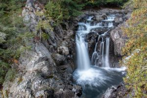 How to Get to Split Rock Falls in the Adirondacks